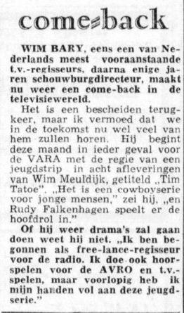 De Telegraaf, 19-10-1965