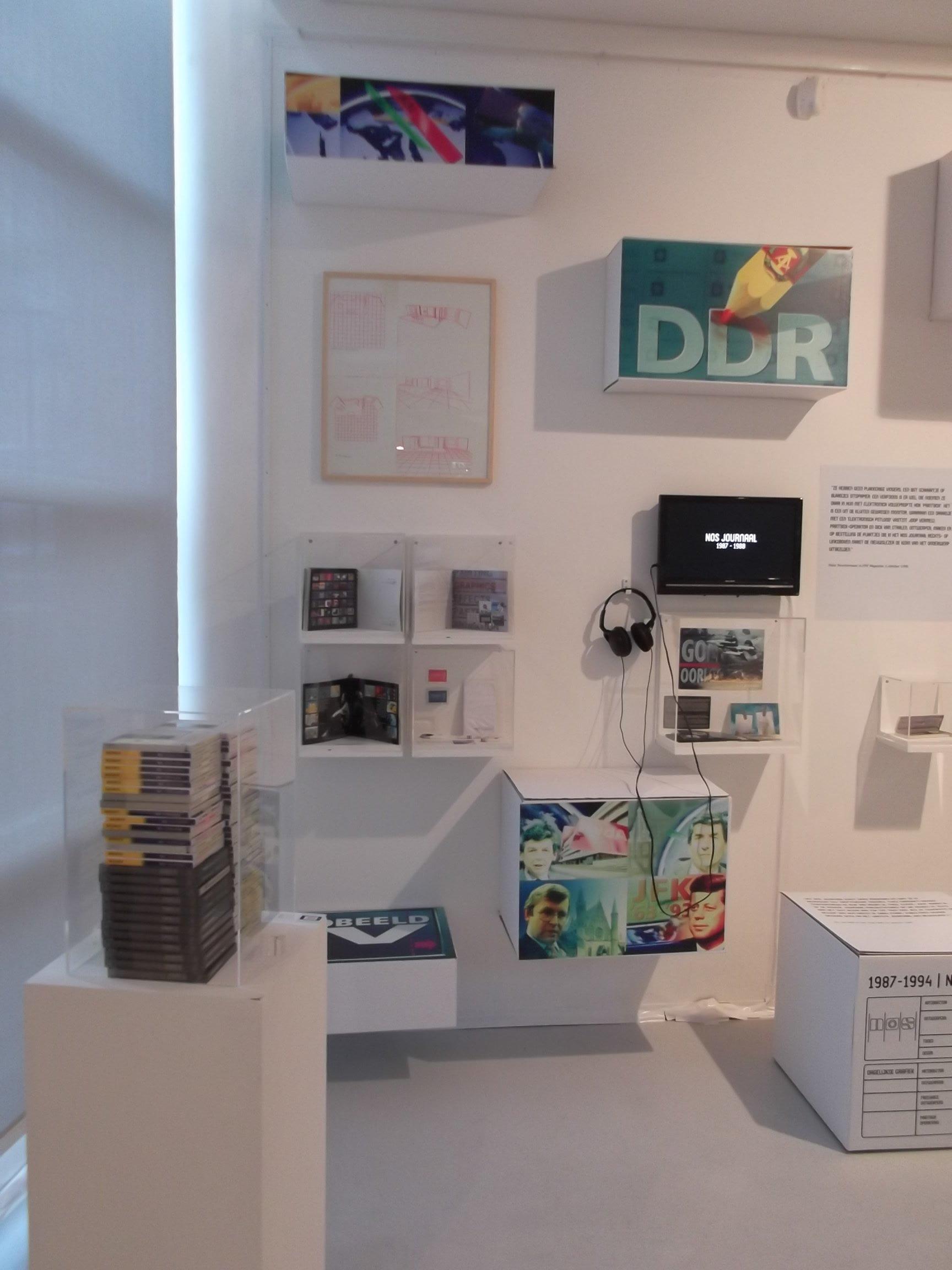 Show met the news, tot 22 maart in Museum Hilversum